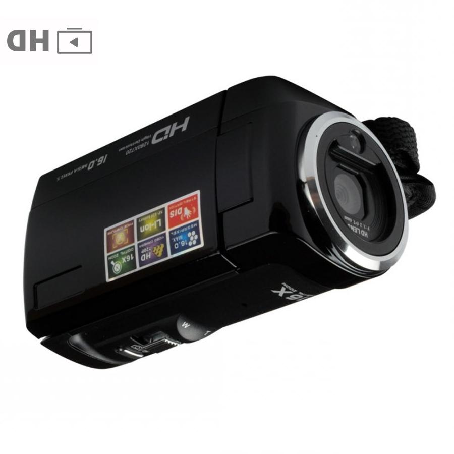 Ordro HDV-107 action camera