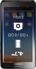Lenovo S660 smartphone