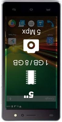 Lava A71 smartphone