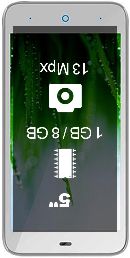 ZTE Blade A475 smartphone