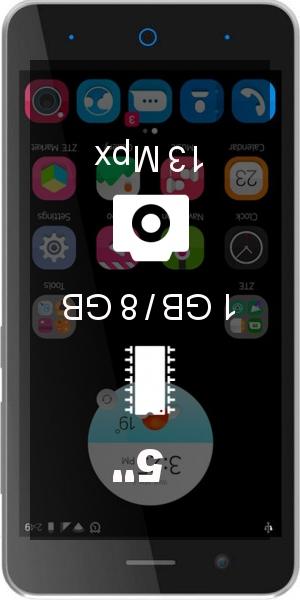 ZTE Blade A510 smartphone