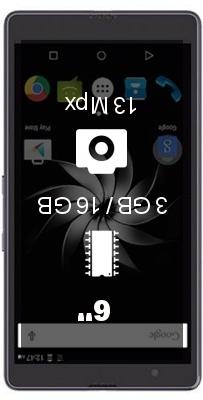 Zen Yureka Note smartphone