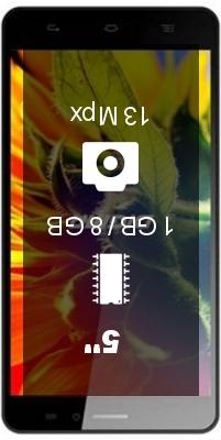 Digma Vox S505 3G smartphone