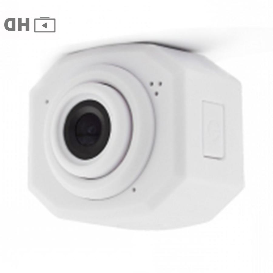 POWPAC Q6 action camera