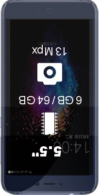 Qiku 360 N5s 6GB 64GB smartphone