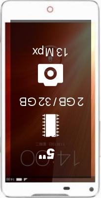 ZTE Nubia Z5S 32GB smartphone
