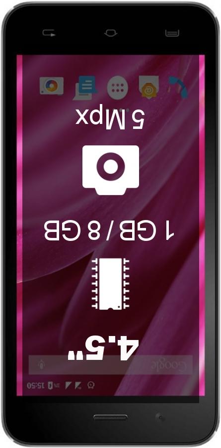 Lava Iris Atom 2x smartphone