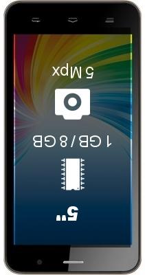 Intex Cloud 4G Smart smartphone