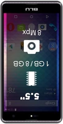 BLU Grand 5.5 HD smartphone