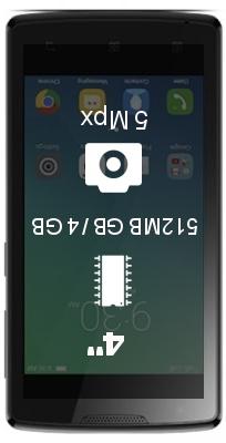 Lenovo Vibe A smartphone