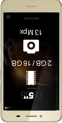 Huawei Y6 II Compact smartphone