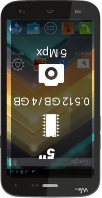 Wiko Barry smartphone