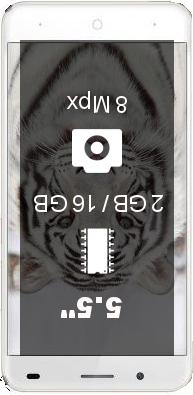 Ulefone Tiger 2GB-16GB smartphone