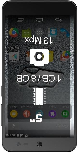 Micromax Canvas Xpress 2 E313 smartphone