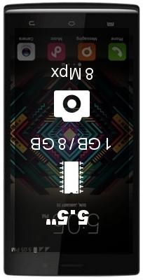 Walton Primo NX2 smartphone