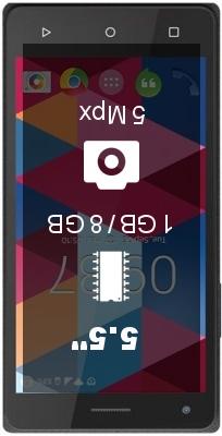 Zen Cinemax 2 smartphone
