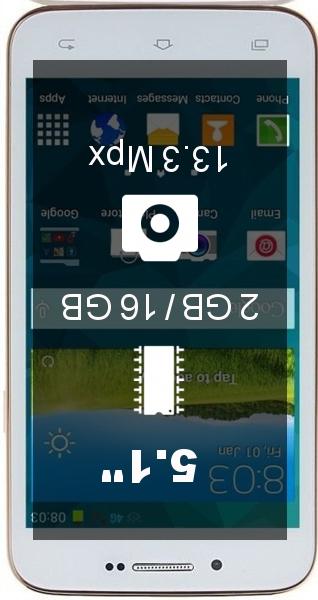 Tengda S5 smartphone