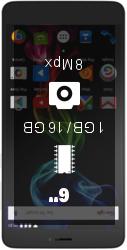 Archos 60 Platinum smartphone