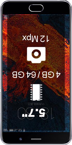 MEIZU Pro 6 Plus 64GB smartphone