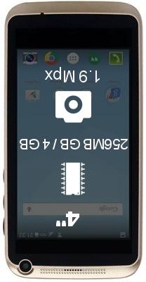 Karbonn Alfa A91 Champ smartphone