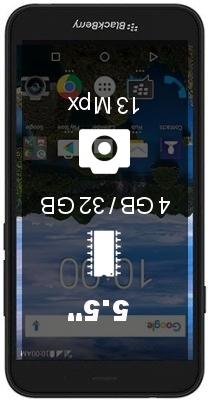 BlackBerry Aurora smartphone