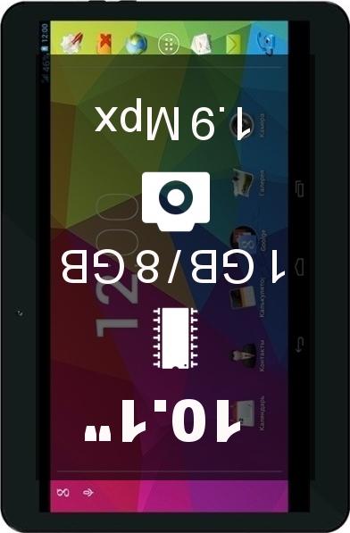 Texet X-pad Navi 10 3G tablet