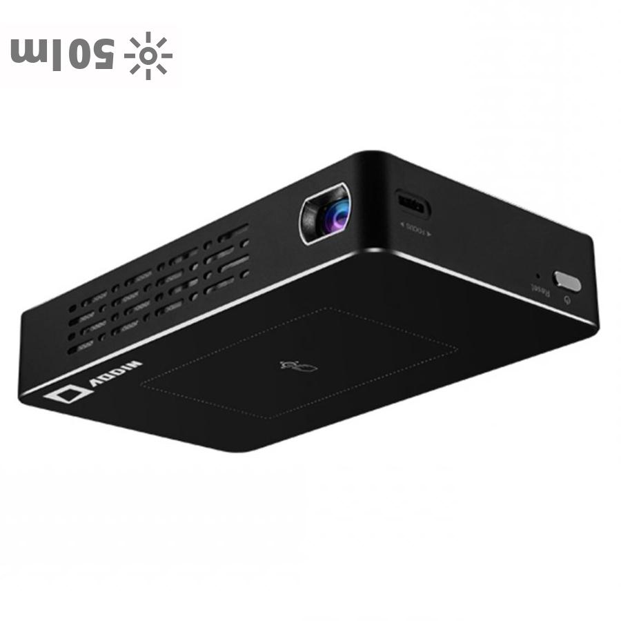 AODIN M9 portable projector