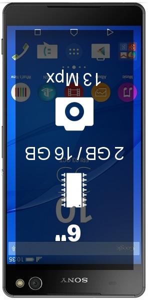 SONY Xperia C5 Ultra smartphone