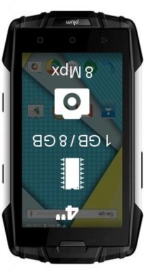 Plum Gator 3 smartphone