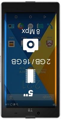 YU phoria smartphone