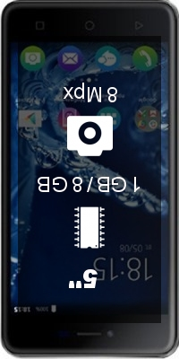 BQ Strike Power Easy S-5058 smartphone