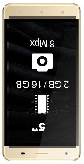 DEXP Ixion MS550 smartphone