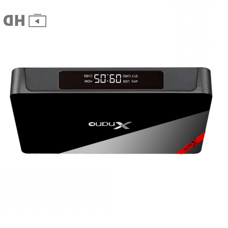 Xnano X96 Pro 2GB 16GB TV box