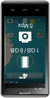 ZTE Blade A410 smartphone