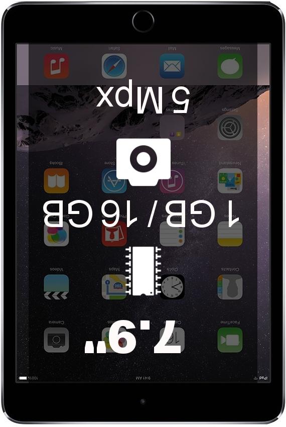 Apple iPad mini 3 16GB 4G tablet