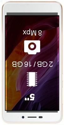 Konka R8 smartphone
