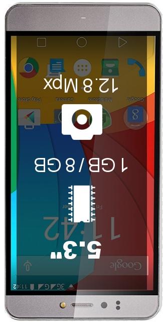 Prestigio Muze E3 smartphone