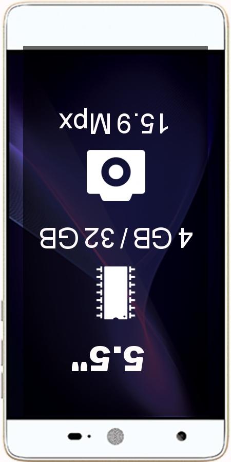Sharp Z2 | Antutu benchmark score