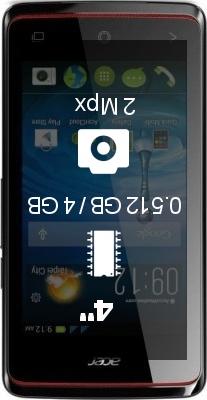 Acer Liquid Z200 smartphone