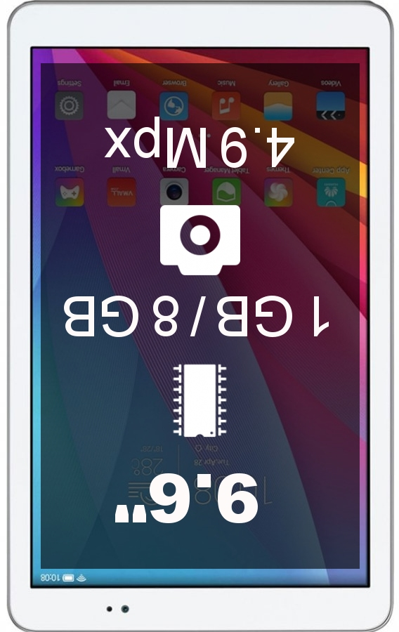 Huawei MediaPad T1 10 4G tablet