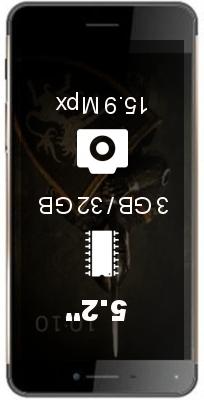HiSense C30 smartphone
