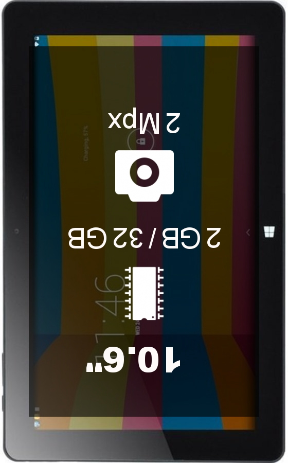 Cube i10 tablet
