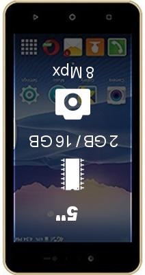 Videocon Krypton 22 smartphone