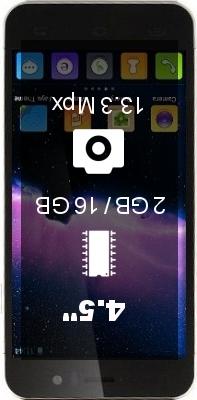 Jiayu G5S 2GB 16GB smartphone