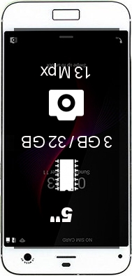 ZTE Blade S7 smartphone