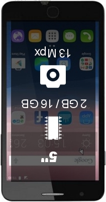 Alcatel OneTouch Pop Up smartphone