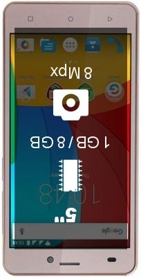 Prestigio Muze A5 smartphone