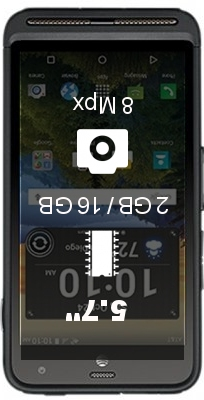 Kyocera DuraForce XD smartphone