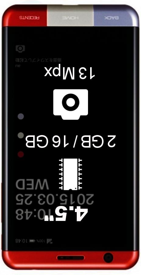 Kyocera Infobar A03 smartphone