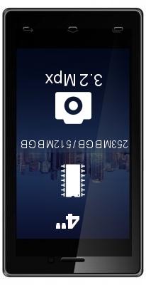 Videocon Challenger V40HD smartphone